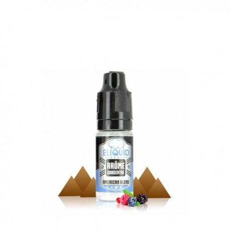 Concentré ELIQUID FRANCE Tabac American Blend 10ml