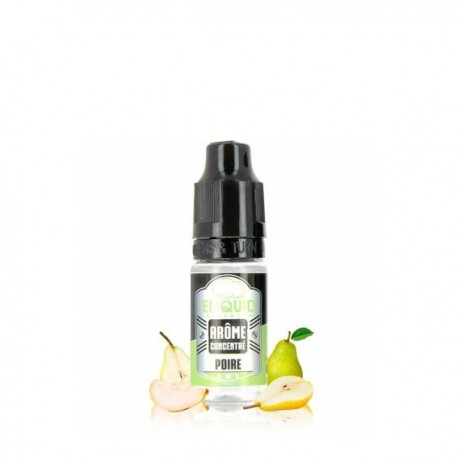 Concentré ELIQUID FRANCE Poire 10ml