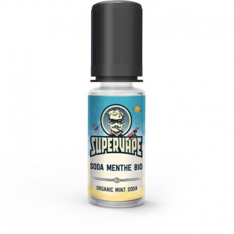 Concentré SUPERVAPE Soda Menthe Bio 10ml