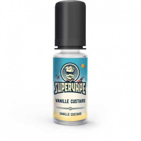 Concentré SUPERVAPE Vanille custard 10ml