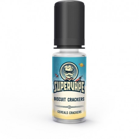 Concentré SUPERVAPE Biscuit Crackers 10ml