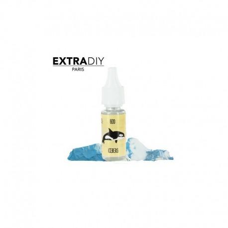 Concentré ExtraDIY ICEBERG 10ml