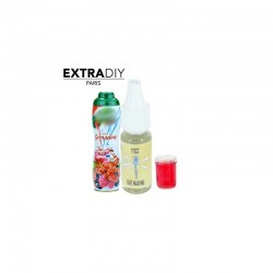 10x Concentré ExtraDIY Miss Grenadine 10ML