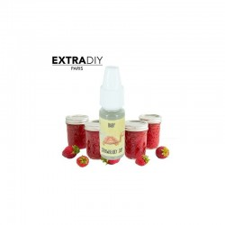 10x Concentré ExtraDIY Baby Strawberry Jam 10ML