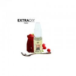 10x Concentré ExtraDIY Baby Raspberry Jam 10ML