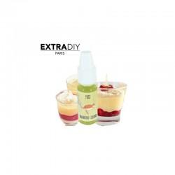 10x Concentré ExtraDIY Miss Raspberry Custard 10ML