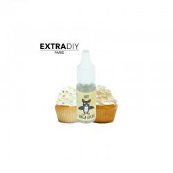 10x Concentré ExtraDIY Baby Vanilla Cupcake 10ML