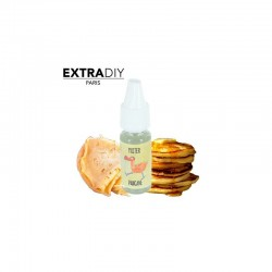 10x Concentré ExtraDIY Mister Pancake 10ML