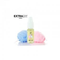 10x Concentré ExtraDIY Baby Candy Floss 10ML