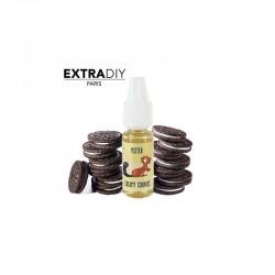 10x Concentré ExtraDIY Mister Creamy Cookies 10ML