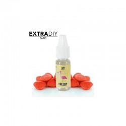 10x Concentré ExtraDIY Lady Bubble Gum 10ML