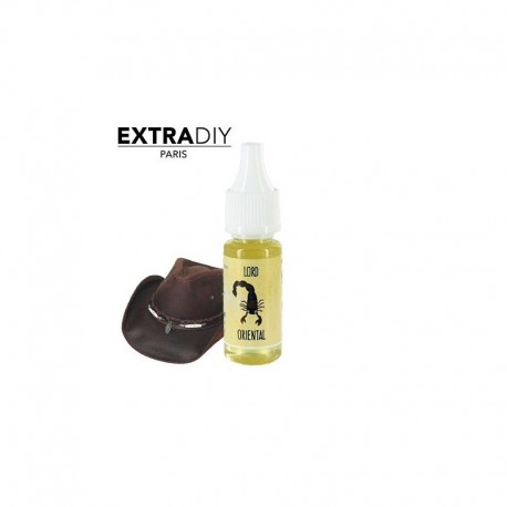 Concentré ExtraDIY TABAC BRUN 10ml