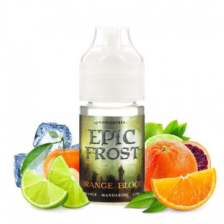 4x Concentré Epic Frost Orange Blood 30ML
