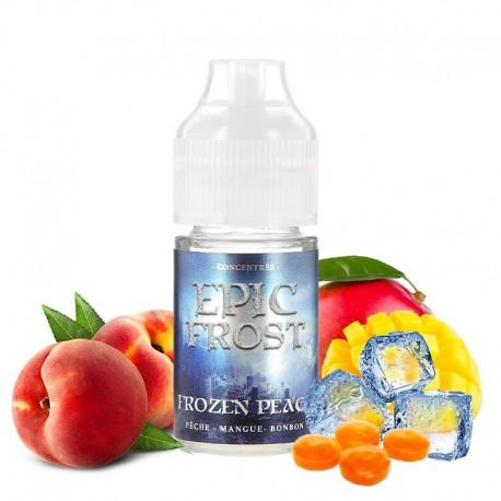 4x Concentré Epic Frost Frozen Peach 30ML