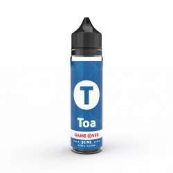 2x TOA GAME OVER 50ML