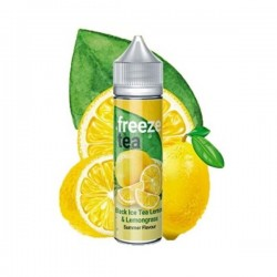 2x Black Ice Tea Lemon & Lemongrass 50ML