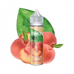 2x Black Ice Tea Peach 50ML