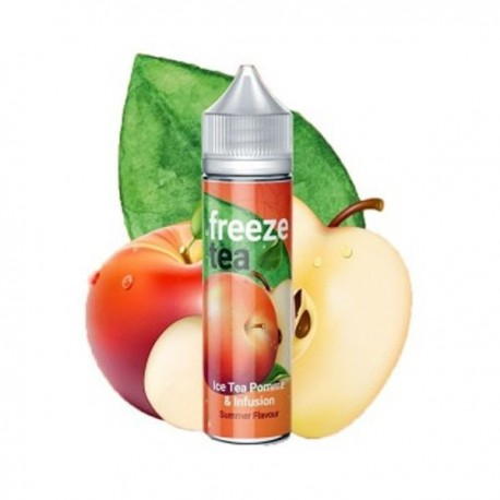 2x Ice Tea Pomme & Infusion 50ML