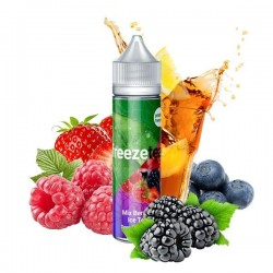 2x Mix Berry's Ice Tea Deep Red Edition 50ML