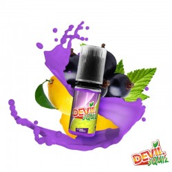 10x DEVIL SQUIZ Citron Cassis 10ML