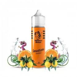Mix'N'Vape SENSATIONS Orange 50ml
