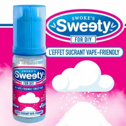 10x Additif Swoke Sweety 10ML