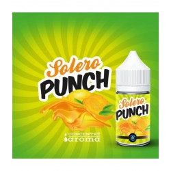 4x Concentré Solero Punch 30ML