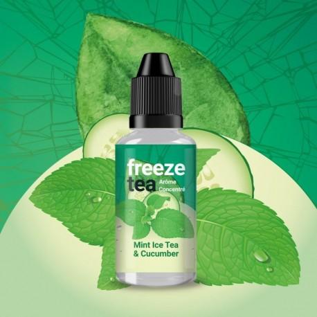 Concentré Freeze Tea Mint Ice Tea & Cucumber 30ml