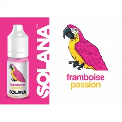 10x Framboise Passion 10ML