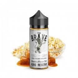 2x The Brave King Reserve 100ML