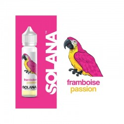 3x Framboise Passion 50ML