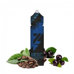 3x Z Fuel 02 Super Acai 50ML