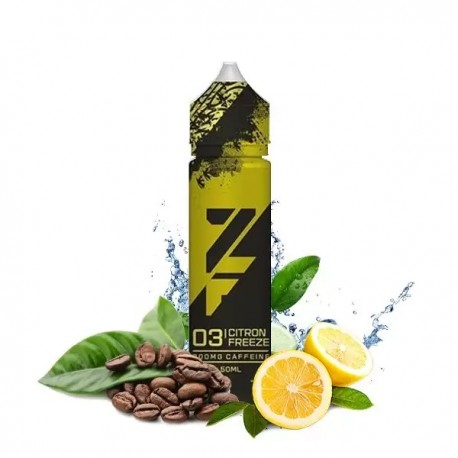 3x Z Fuel 03 Citron Freeze 50ML