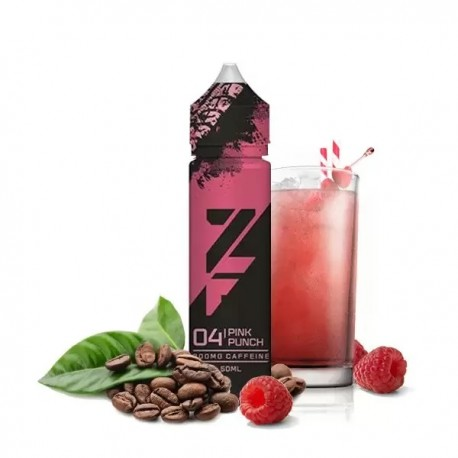 3x Z Fuel 04 Pink Punch 50ML