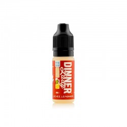 10x Dinner Lady LYCHEE LEMONADE 10ML