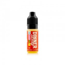 10x Dinner Lady STRAWBERRY LEMONADE 10ML
