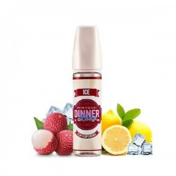 2x Dinner Lady Flip Flop Lychee Ice 50ML