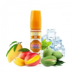 2x Dinner Lady Sun Tan Mango 50ML