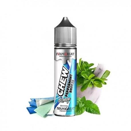 3x IVG Chew Peppermint Breeze 50ML