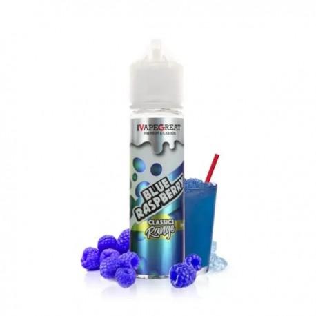 3x IVG Blue Raspberry 50ML