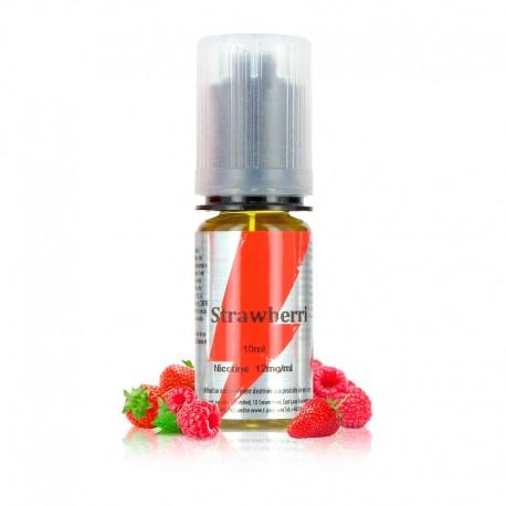 10x T-JUICE Strawberri 10ML