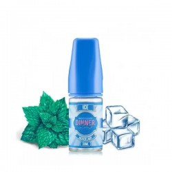 4x Concentré Dinner Lady Blue Menthol Ice 30ML