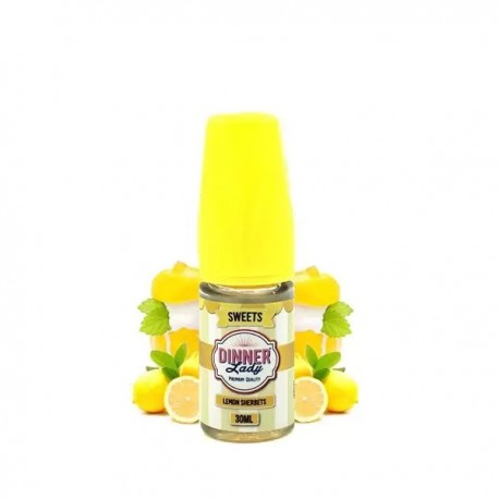 4x Concentré Lemon Sherbets 30ML
