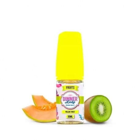 4x Concentré Melon Twist 30ML