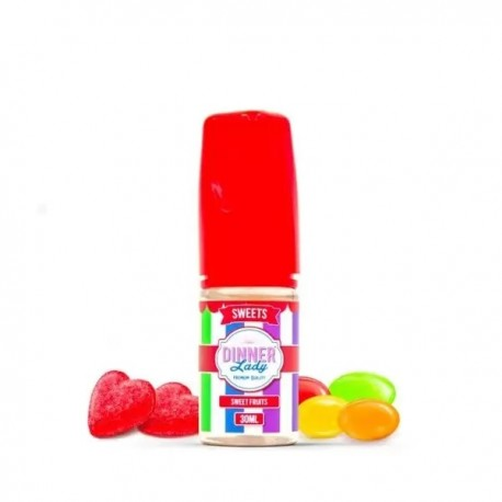 4x Concentré Sweet Fruits 30ML