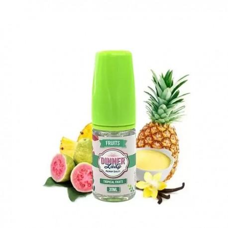 4x Concentré Tropical Fruits 30ML