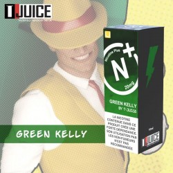10x T-JUICE Green Kelly N+ NIC SALT 10ML