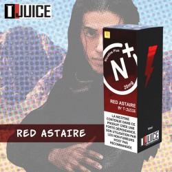 10x T-JUICE RED ASTAIRE N+ NIC SALT 10ML