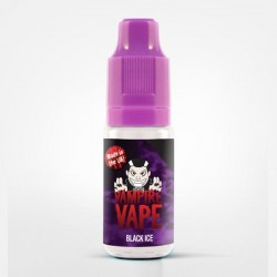 10x Vampire Vape Black Ice 10ML