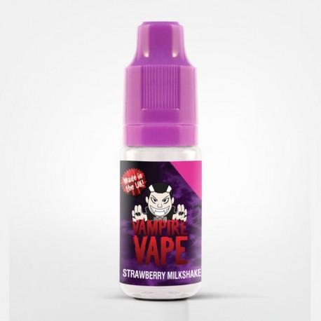 10x Vampire Vape Strawberry Milkshake 10ML